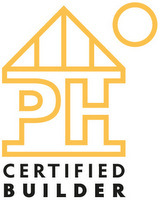 PHIUS Certified PASSIVE HOUSE Builder