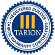 TARION Warranty Corporation Registered Builder