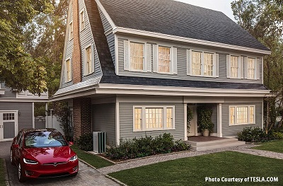 TESLA Solar Roof Tiles Coming Soon